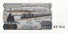 Algérie  - Algeria billet neuf de 10 dinars pick 132a UNC