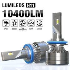H8 130W LED Angel Eyes Standlicht Für BMW E60 E61 E81 E87 LCI E90-E93 X5 X6 Z4
