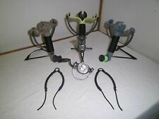 Urban Slingbow HandMade Archery+Bow Fishing USA 55or65LB Draw + Replacment Bands