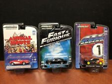 Greenlight Animal House Fast & Furious Charger Road Racers Lot Of 3 Dela1175