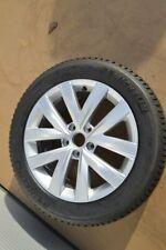 Original VW Arteon Alurad Alufelge Marstrand mit Winterreifen 17 Zoll 3G8601025