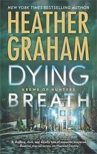 Dying Breath-Heather Graham-2017 Krewe of Hunters novel #21-combined shipping