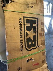 Hoffman  Evil Knievel BMX bike never  Assembled  still in box