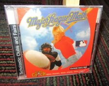 Major League Math - Second Edition Pc Cd-Rom, Mlb 4000+ Math Questions, Win/Mac