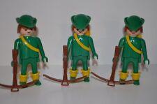 Playmobil green archer 3337 3263 3405 3546 klicky (8647)