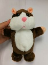 Christmas Gift for Kids Talking & Moving Hamster& Plush Interactive Toy
