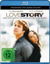 Blu-ray LOVE STORY # Ali MacGraw, Ryan O'Neal ++NEU