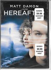 Warner Bros. HEREAFTER 2010 Film Matt Damon, Directed by Clint Eastwood, NEW DVD