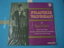 nGB LP VINYL RECORD Frankie Vaughan Live at The Talk of The Town London 1964