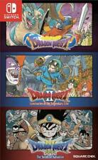 Dragon Quest 1 2 3 Collection [Nintendo Switch Region Free Japan Trilogy RPG]