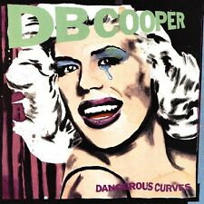 D.B. Cooper - Dangerous Curves [New CD]