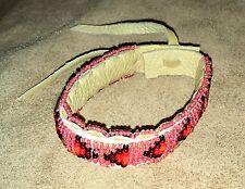 Beautiful Native American Lakota Sioux Beaded Bracelet