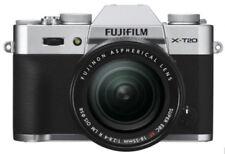 Appareils photo numériques argentés compacts Fujifilm