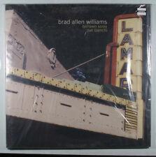 BRAD ALLEN WILLIAMS Lamar SEALED VINYL ALBUM/Sojourn Records