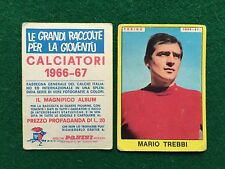 CALCIATORI 1966/67 66/1967 TORINO Mario TREBBI Figurina Sticker Panini (NEW)