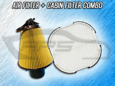 AIR FILTER CABIN FILTER COMBO FOR 2000 2001 2002 2003 2004 2005 HONDA S2000