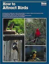 How To Attract Birds Gardening Birdhouse Feeding 1996 Ortho Books Photos