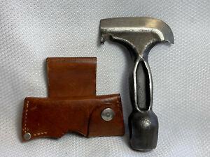 Vtg Skachet Made in Japan With Original Leather Sheath