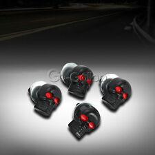 4x Skull License Plate Bolts Screw For Suzuki Boulevard C50 C90 M50 M95 Intruder