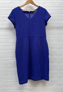 Basque Pencil Dress Size 14