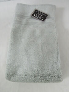 Hotel Diamond Collection Towel Set 2 Pc Light Vapor Green Hand Towels New
