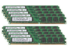 10pcs 2GB 2G DDR2 800MHz DDR2-800 PC2-6400U DIMM RAM Desktop memory For intel MB