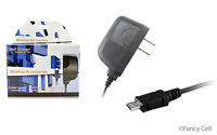New Micro USB AC Universal Battery Travel Home Wall Charger for Cell Phones