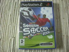 SENSIBLE SOCCER 2006 PLAYSTATION 2 PS 2 NUEVO Y PRECINTADO