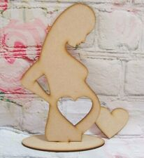 Pregnant lady scan frame baby shower gift Scan Plaque Mum to Be Gift