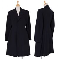 Yohji Yamamoto FEMME Wool Gabardine Jacket Size S(K-60944)