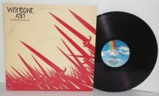 Wishbone Ash Number The Brave LP 1981 MCA Records John Wetton Prog Rock Vinyl