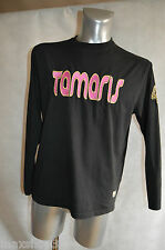 RARE TEE SHIRT SERGE BLANCO 15 RUGBY FRANCE TAILLE M  QUINZE BRODE TAMARIS