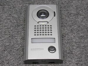 Aiphone Model JK-DV Video Door Station for JK Series Intercom *Tested*