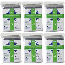Reliance adulte jetables Ultra isolant chaleur Conservant Emergency Foil Blanket