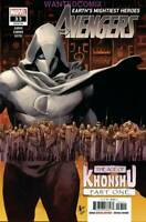 Marvel AVENGERS (2020) #33 Key MOON KNIGHT 1st Print NM (9.4) UNREAD Ships FREE!