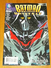 BATMAN BEYOND UNIVERSE #13 DC COMICS