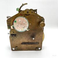 Antique Wanduhrwerk, Clockwork Brass No. 5219 - Wall Clock Movement
