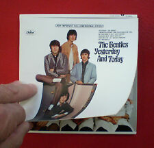 Beatles *  YESTERDAY AND TODAY  *  CD / MINI LP  BUTCHER COVER  LIMITED EDITION