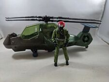 Jurassic Park III 3 Air Heli-Sabre Marine Copter Re-Ak-A-Tak Helicopter