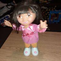 Dora The Explorer Singing Dancing Dollvgc full working order. Made by Mattel.