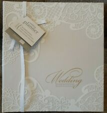 WEDDING PLANNER,16 TABBED DIVIDERS,5 CLEAR PROTECTORS,2 BUSINESS CARD SHEETS!