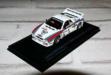 HPI Racing 957 1/43 Lancia 037 Rally Monte Carlo Rallye Winner 1983 Rohrl RARE