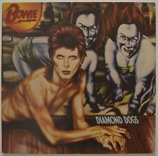 "DAVID BOWIE ""Diamond Dogs"" RCA Brown Label CPL1-0576 VG++/WX Rock LP Sterling"