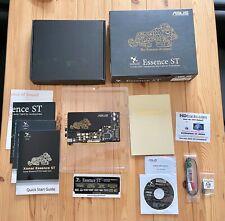 Asus Xonar Essence ST interne PCI High Fidelity Stereo Soundkarte
