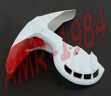 PARAFANGO ANTERIORE APRILIA TUAREG WIND 350 600 1988 VERNICIATO BIANCO AP8130549