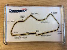 BTCC Calendar Circuits / Tracks as a fridge magnet / mini photo frame.