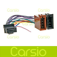ALPINE 16 pin iso faisceau de câblage connecteur adaptateur plomb fil de câble plug loom