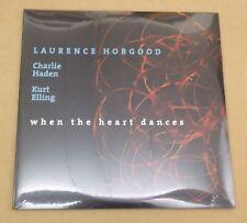 LAURENCE HOBGOOD When The Heart Dances UK 180 gram virgin vinyl 2-LP NEW/SEALED