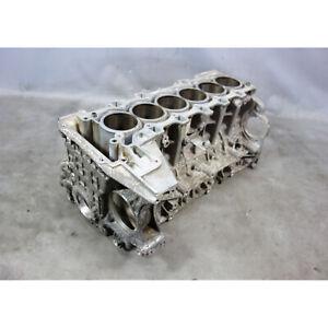 2008-2013 BMW N54 N54B30 3.0L 6-Cyl Bare Engine Block Assembly E90 F01 OEM