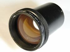 USSR OKP1-100-1  100/1.8  lens for 35mm movie projector ANASTIGMAT